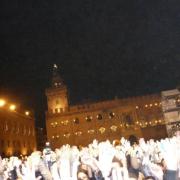 Concerto con gli STADIO a Bologna, Piazza Maggiore, 29 settembre 2012