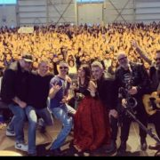 Con Cristina D'Avena e Gem Boy a Bologna al Nerd Show 10 febbraio 2020