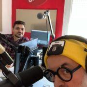 Con Umberto De Candia per il programma TIME FRIDGE in onda su Web Radio Giardino . On line il 10 dicembre alle 20. www.webradiogiardino.com