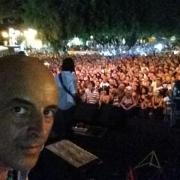 Terni, con gli Stadio, 23 ago.12
