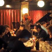 A cena con la Nives 13 nov Spirito Vigarano Mainarda Fe ph E Celati